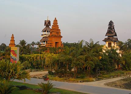 泰国旅游网(ggogo)-泰国景点-东芭乐园